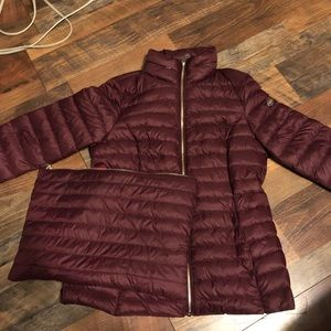 Kate Spade Puffable Packable Jacket